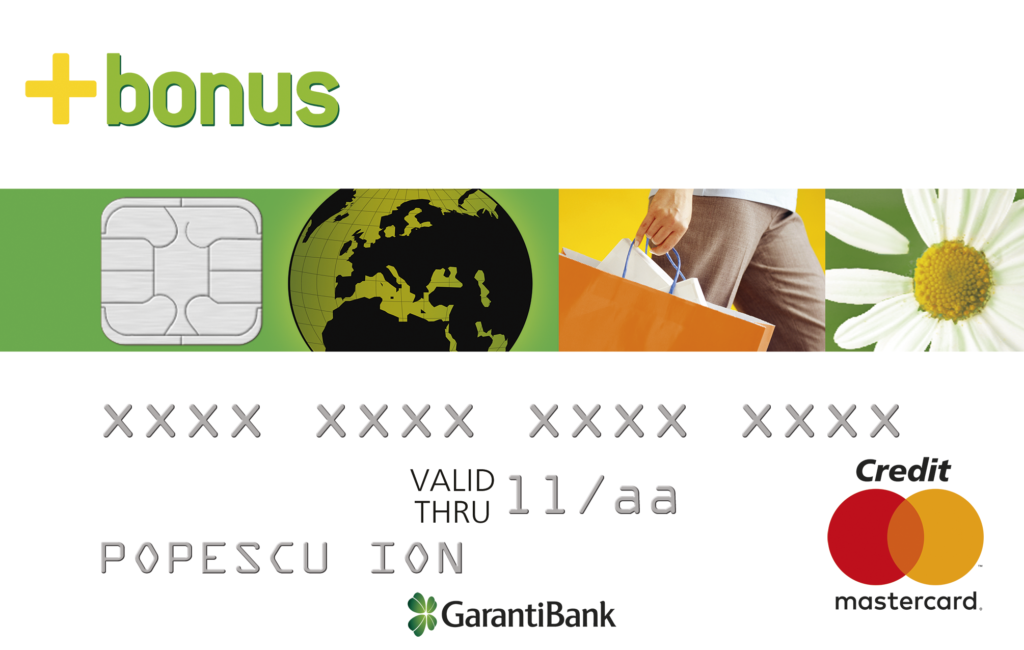 garanti bonsu card