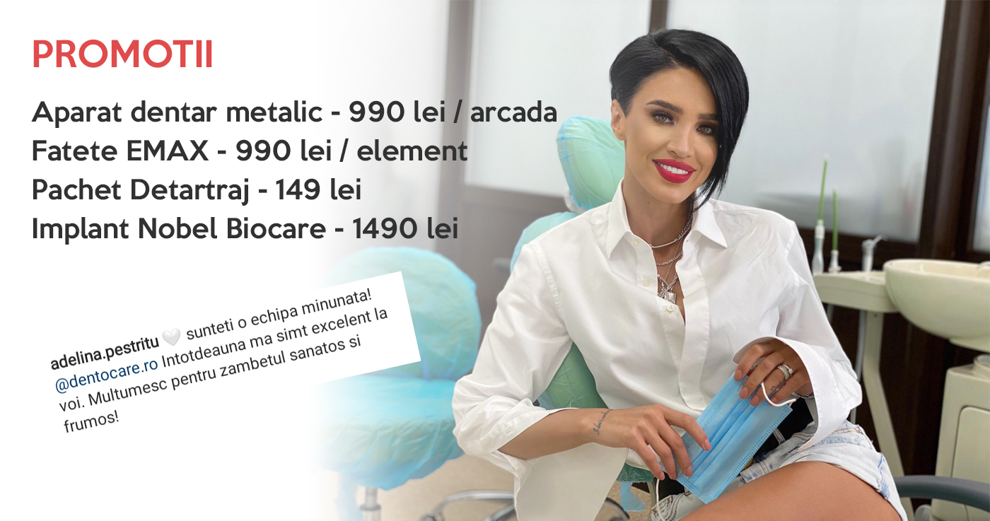 clinica stomatologica dentocare adelina pestritu poze